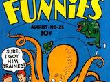 The Funnies Vol 2 23