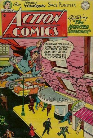 Action Comics Vol 1 186