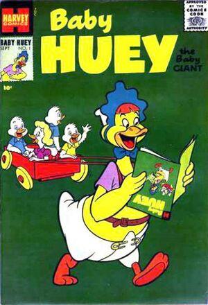 Baby Huey Vol 1 1