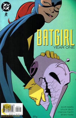 Batgirl Year One Vol 1 2