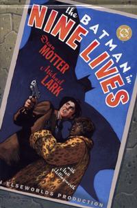 Batman Nine Lives Vol 1 1