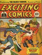 Exciting Comics Vol 1 22