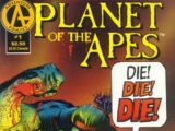 Planet of the Apes: Sins of the Father Vol 1 1