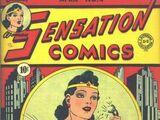 Sensation Comics Vol 1 4