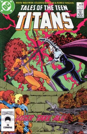 Tales of the Teen Titans Vol 1 83