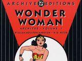 Wonder Woman Archives Vol 1