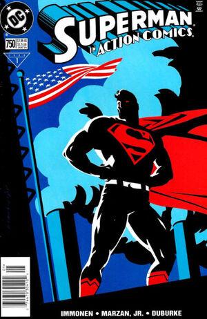 Action Comics Vol 1 750