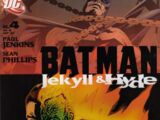 Batman: Jekyll and Hyde Vol 1 4