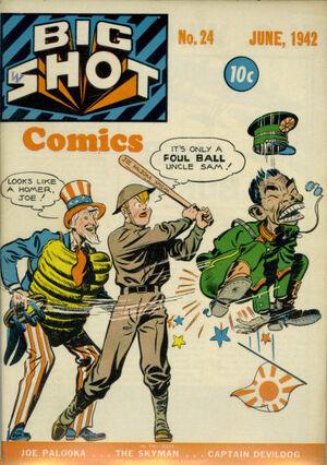 Big Shot Comics Vol 1 24