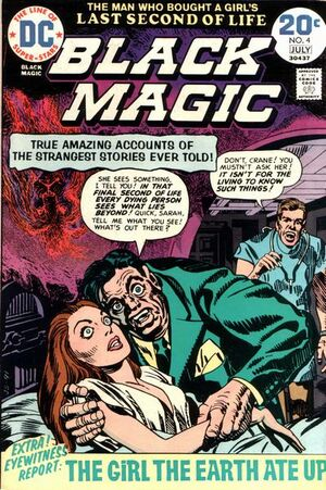 Black Magic (DC) Vol 1 4