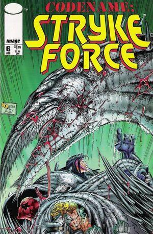 Codename Stryke Force Vol 1 6
