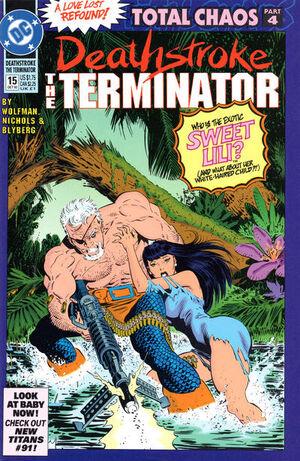 Deathstroke the Terminator Vol 1 15