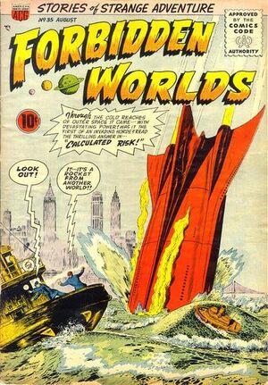 Forbidden Worlds Vol 1 35