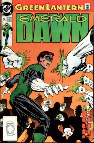 Green Lantern Emerald Dawn Vol 1 4