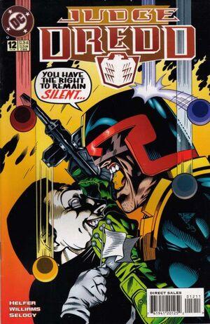 Judge Dredd Vol 1 12