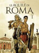 Le aquile di Roma Vol 1 1