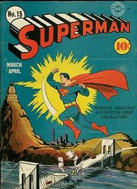 Superman Vol 1 15