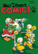 Walt Disney's Comics and Stories Vol 1 64