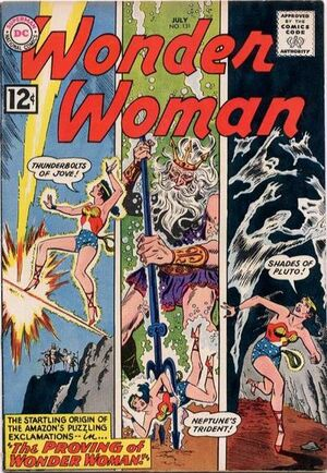 Wonder Woman Vol 1 131