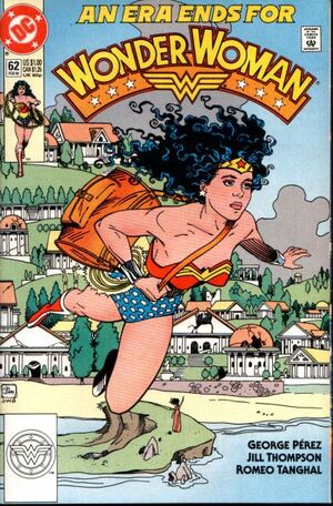 Wonder Woman Vol 2 62