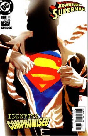 Adventures of Superman Vol 1 636