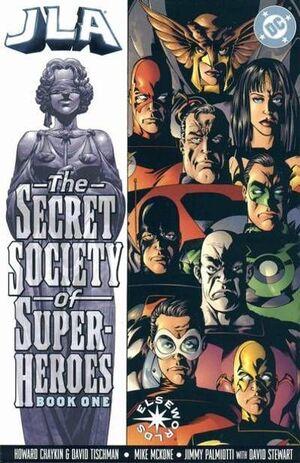 JLA Secret Society of Super-Heroes Vol 1 1