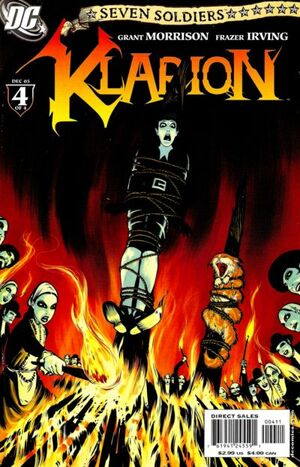 Seven Soldiers Klarion Vol 1 4