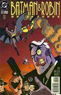 Batman & Robin Adventures Vol 1 2