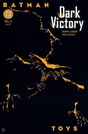Batman Dark Victory Vol 1 3