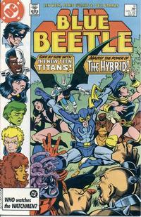 Blue Beetle Vol 6 12