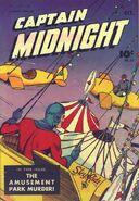 Captain Midnight Vol 1 25