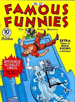 Famous Funnies Vol 1 87
