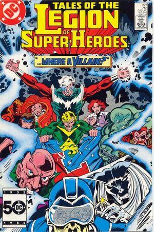 Legion of Super-Heroes Vol 2 327