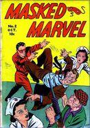Masked Marvel Vol 1 2