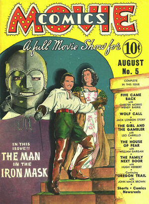 Movie Comics Vol 1 5