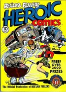 Reg'lar Fellers Heroic Comics Vol 1 5