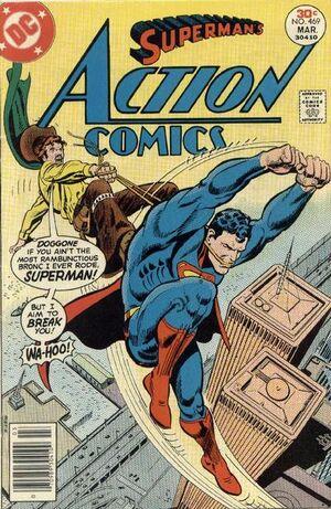 Action Comics Vol 1 469