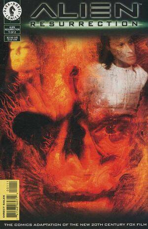 Alien Resurrection Vol 1 1