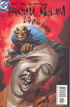 Arkham Asylum Living Hell Vol 1 6