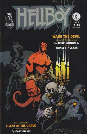 Hellboy Wake the Devil Vol 1 2