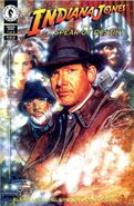Indiana Jones and the Spear of Destiny Vol 1 1