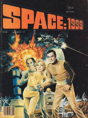 Space 1999 Magazine Vol 1 1