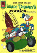 Walt Disney's Comics and Stories Vol 1 252