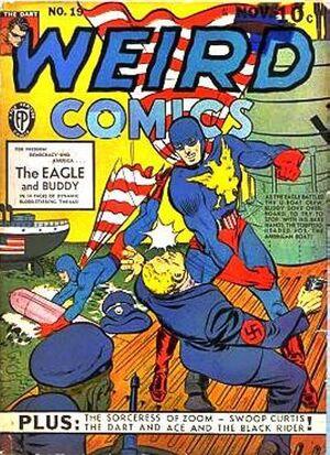 Weird Comics Vol 1 19