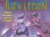 Alien Legion: One Planet at a Time Vol 1