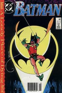 Batman Vol 1 442