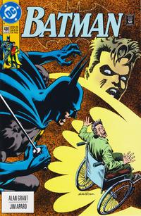 Batman Vol 1 480