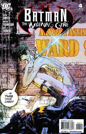 Batman Widening Gyre Vol 1 4