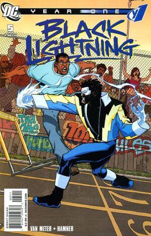 Black Lightning Year One Vol 1 5