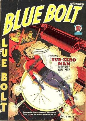 Blue Bolt Vol 1 8